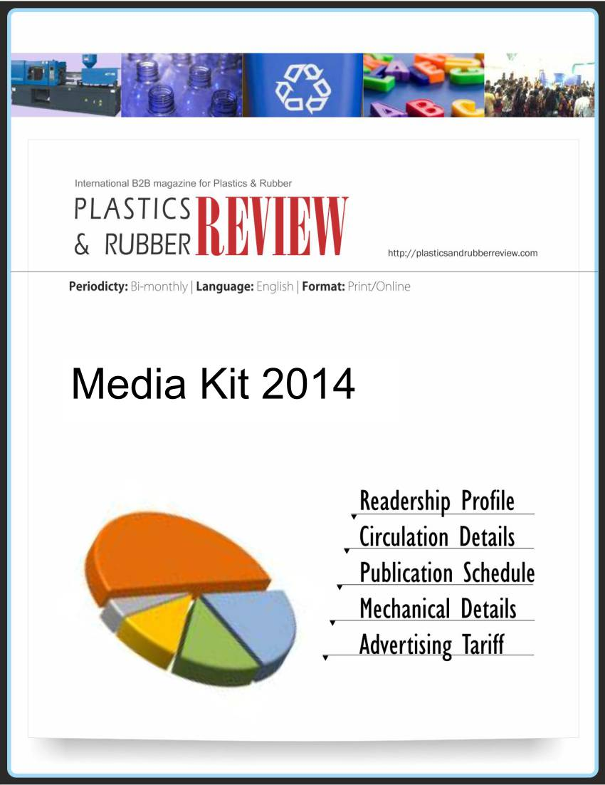 Newspaper Media Kit Template